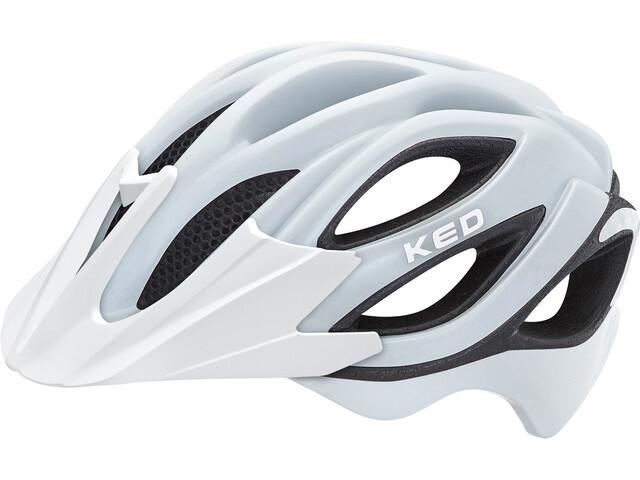 KED Paganini Visor Helmet Pearl Matt